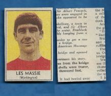 Workington Les Massie 1970